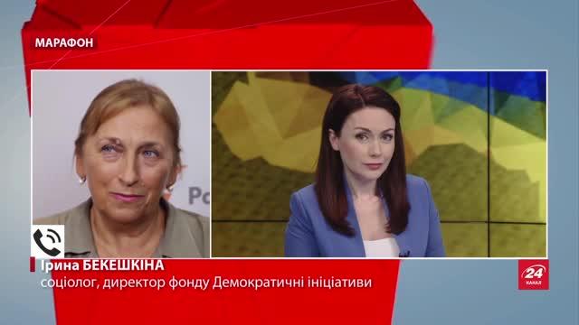 Тимошенко не погоджується з результатами екзит-полу: різка ...